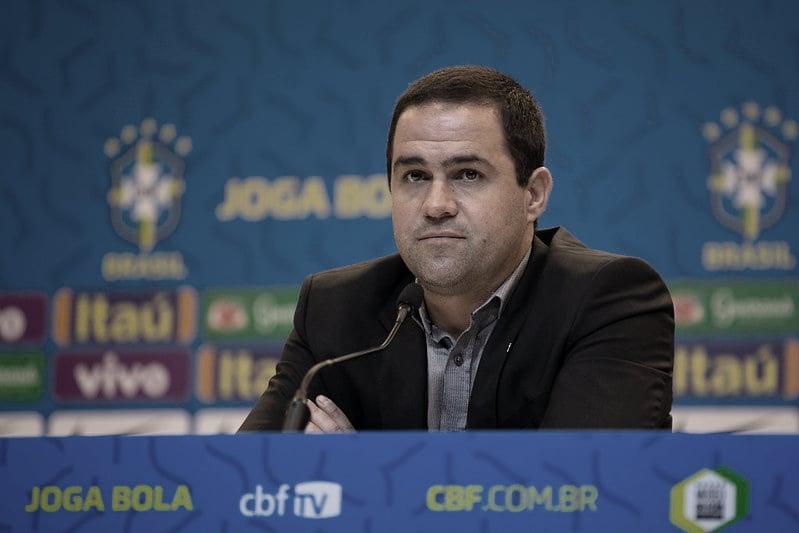 André Jardine convoca Seleção Brasileira Sub-23 para disputa do Pré-Olímpico