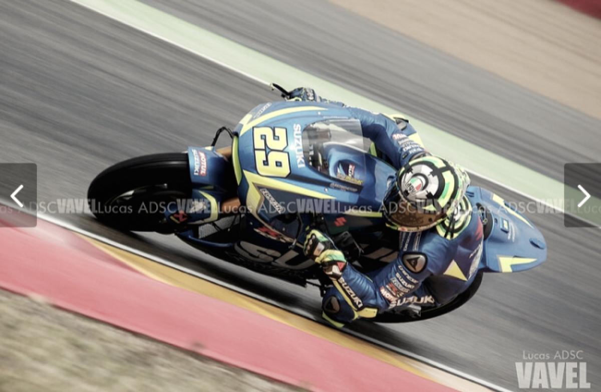 MotoGP: Andrea Iannone lascia la Suzuki ed approda in Aprilia