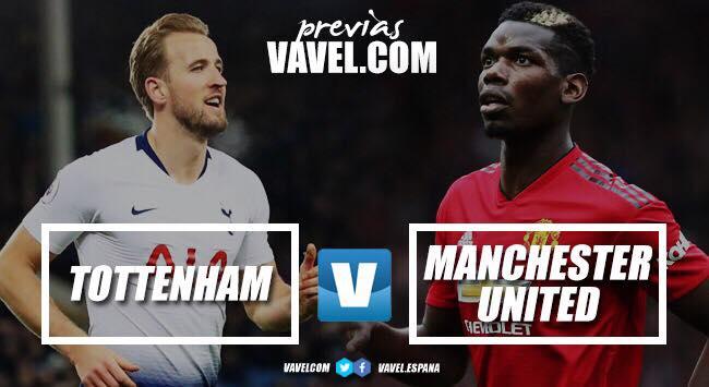 Previa Tottenham Hotspur - Manchester United: batalla de candidatos al banquillo