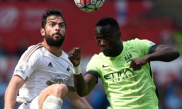Premier League - Il City chiude quarto: 1-1 con lo Swansea