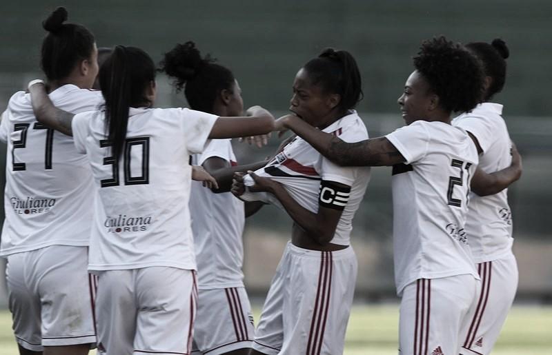 São Paulo bate Taubaté no Pacaembue se classifica ao Brasileiro Feminino A-1