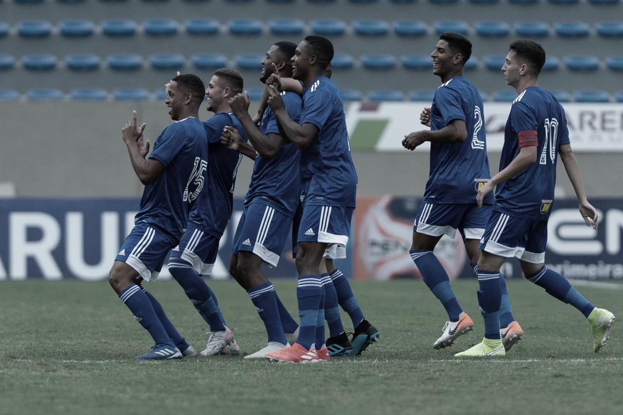 Com gol no primeiro minuto, Cruzeiro estreia na Copinha vencendo o Trindade