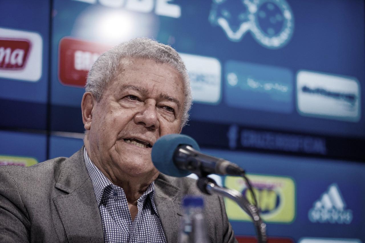 Presidente do Cruzeiro, Dalai Rocha testa positivo para o coronavírus