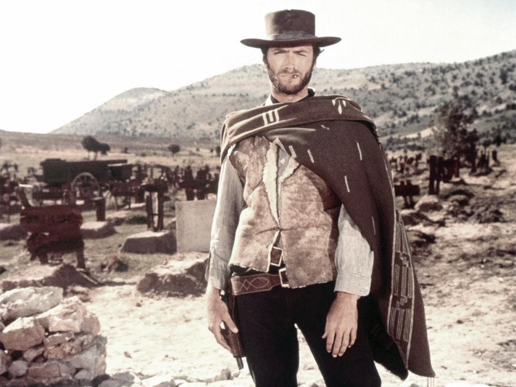 Hay dos clases de personas: Clint Eastwood y los que cavan