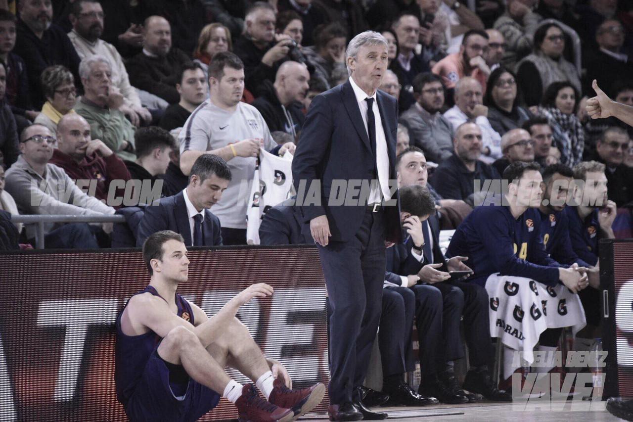 """Svetislav Pesic: """"Clasificarnos para los play-off depende sólo de nosotros"""""""
