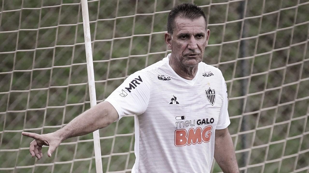Atlético-MG reformula comissão e demite Chiquinho e James Freitas