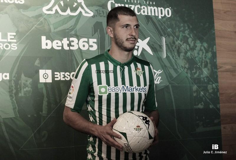 El Real Betis espera el pasaporte de Guido
