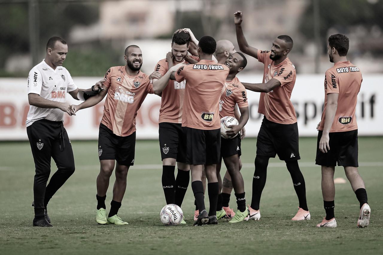 Com nova filosofia, Atlético-MG visa recuperar bom futebol para 2020