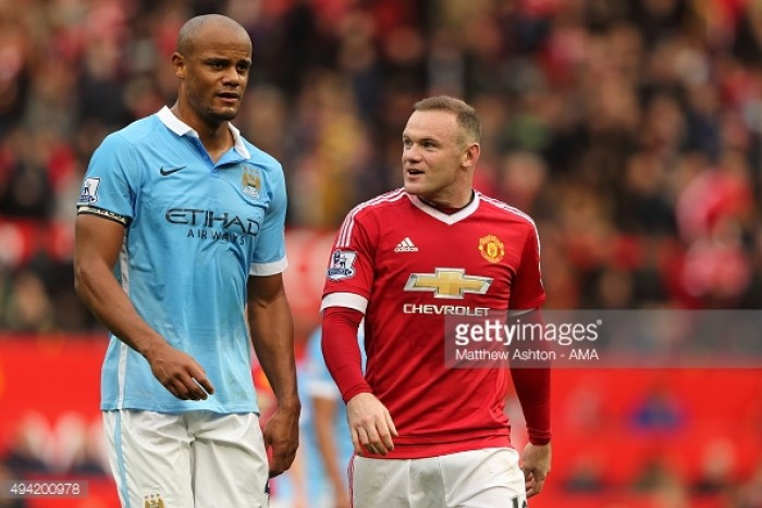 Vincent Kompany pays tribute to Wayne Rooney ahead of Everton clash