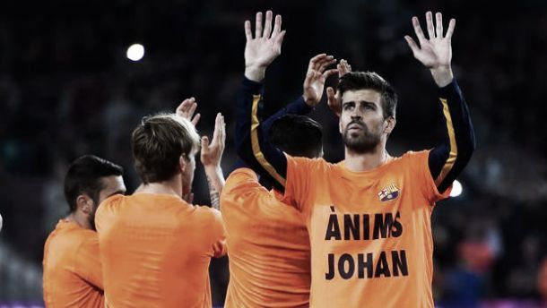 Il Barcellona vince per il primato e per Cruijff: 3 a 1 contro l'Eibar al Camp Nou