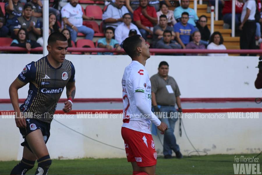 Ricardo Chávez refuerza al Atlético de San Luis
