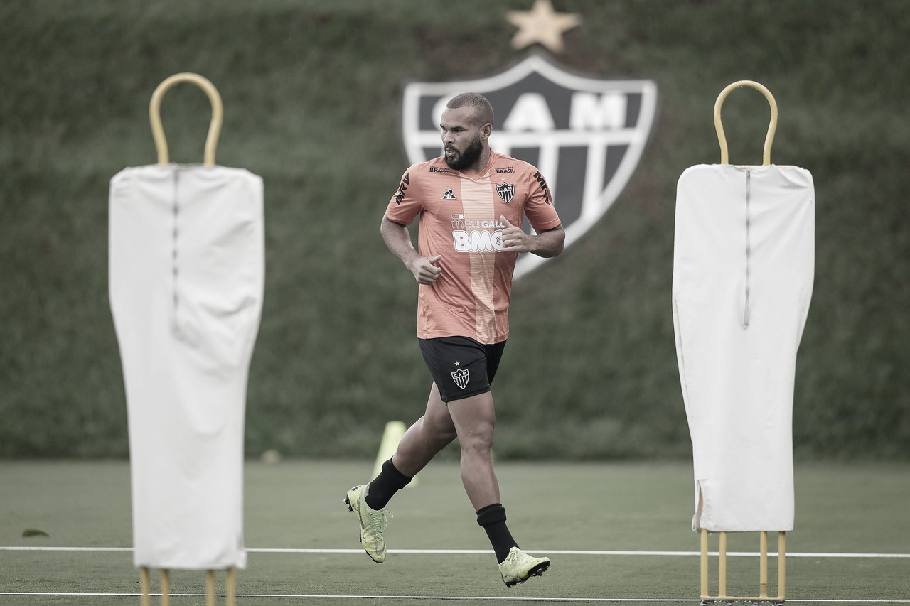 José Welison almeja boa estreia do Atlético-MG na Copa Sul-Americana