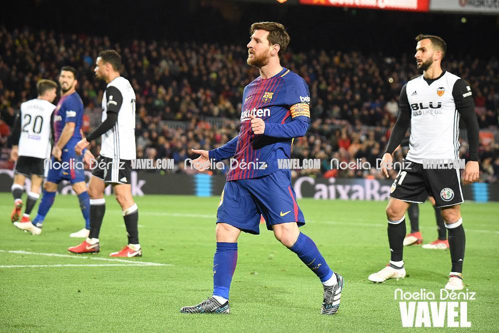 Messi quiere una nueva Bota de Oro