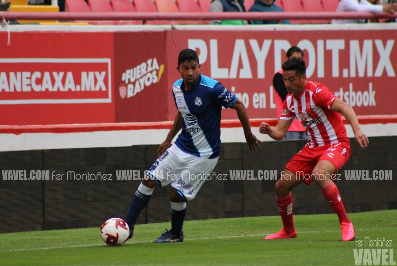 Con la estadística a su favor, Necaxa recibe a Puebla