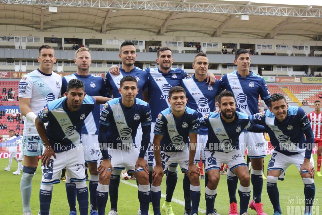 Puebla anuncia cinco bajas