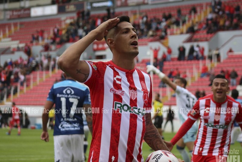 Reporte: Mauro Quiroga regresará a Necaxa