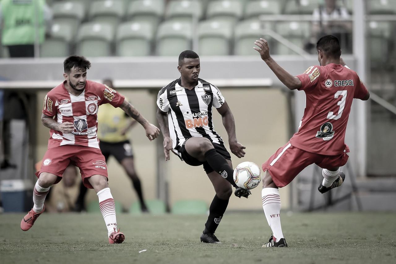 """Lateral João Paulo acredita em bom Mineiro pela Tombense: """"Grupo tem totais condições"""""""