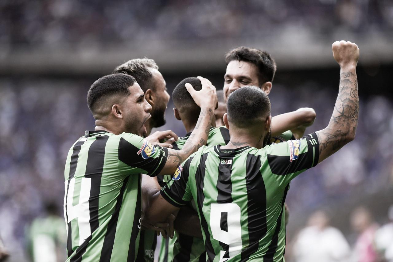 América-MG supera números da primeira fase do Mineiro, em comparação a 2016