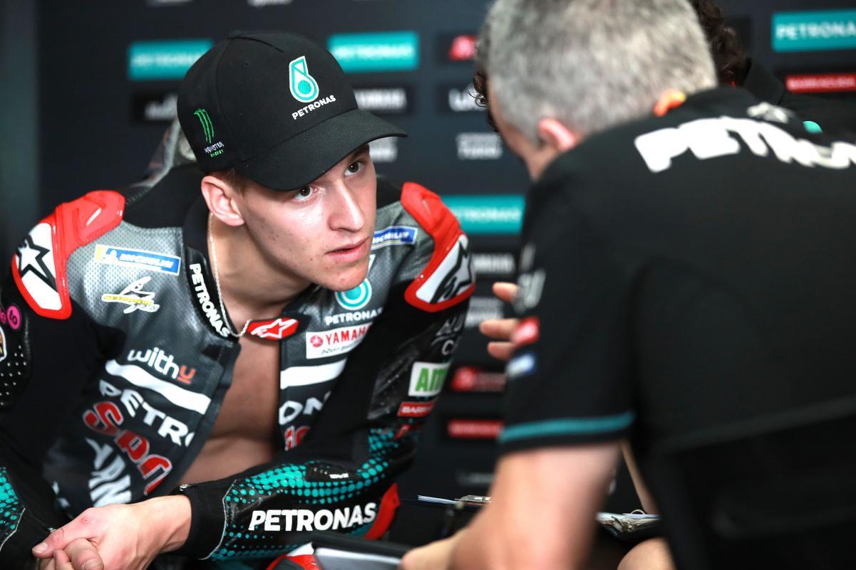 Tendremos que esperar a Jerez para ver motos en pista