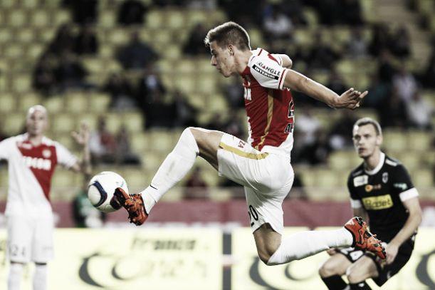 Com gol de Pasalic, Monaco supera Angers e conquista a primeira vitória em casa
