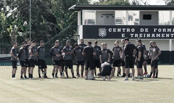 Figueirense projeta retorno de treinos presenciais no início da semana