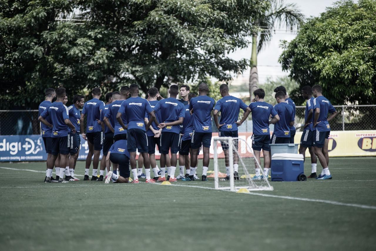 Invicto, Cruzeiro visita Patrocinense em busca da liderança