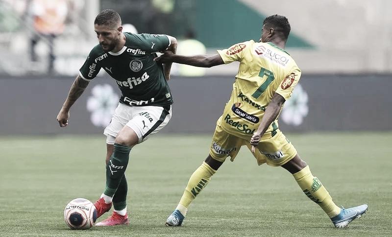 Buscando subir na tabela do Paulistão, Palmeiras recebe Mirassol no Allianz Parque
