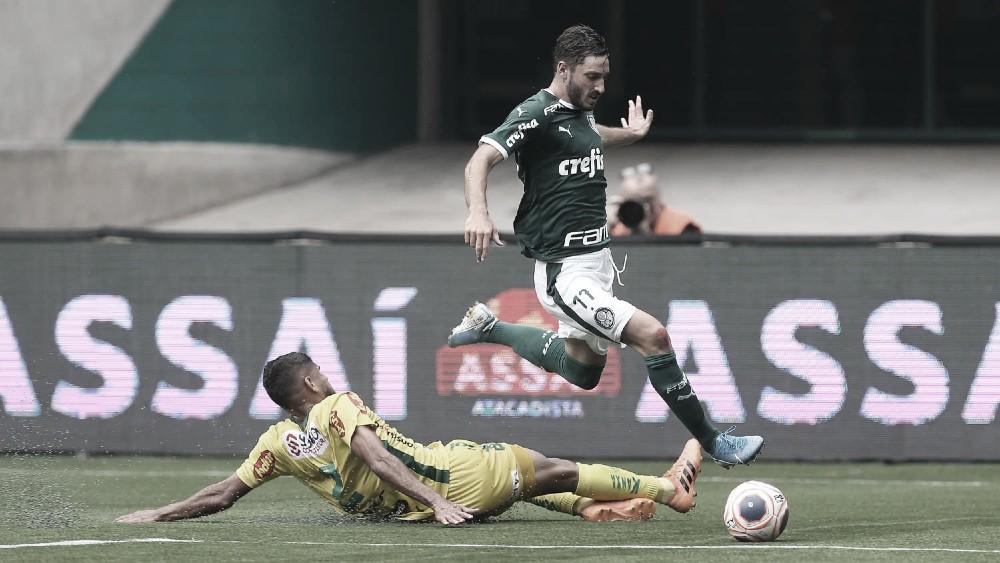 Lateral do Palmeiras, Matías Viña desperta interesse do Milan