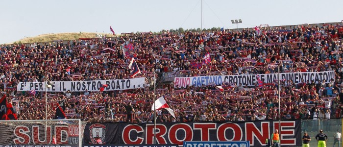 Serie A - Crotone, cercasi allenatore: De Zerbi e Boscaglia nel mirino