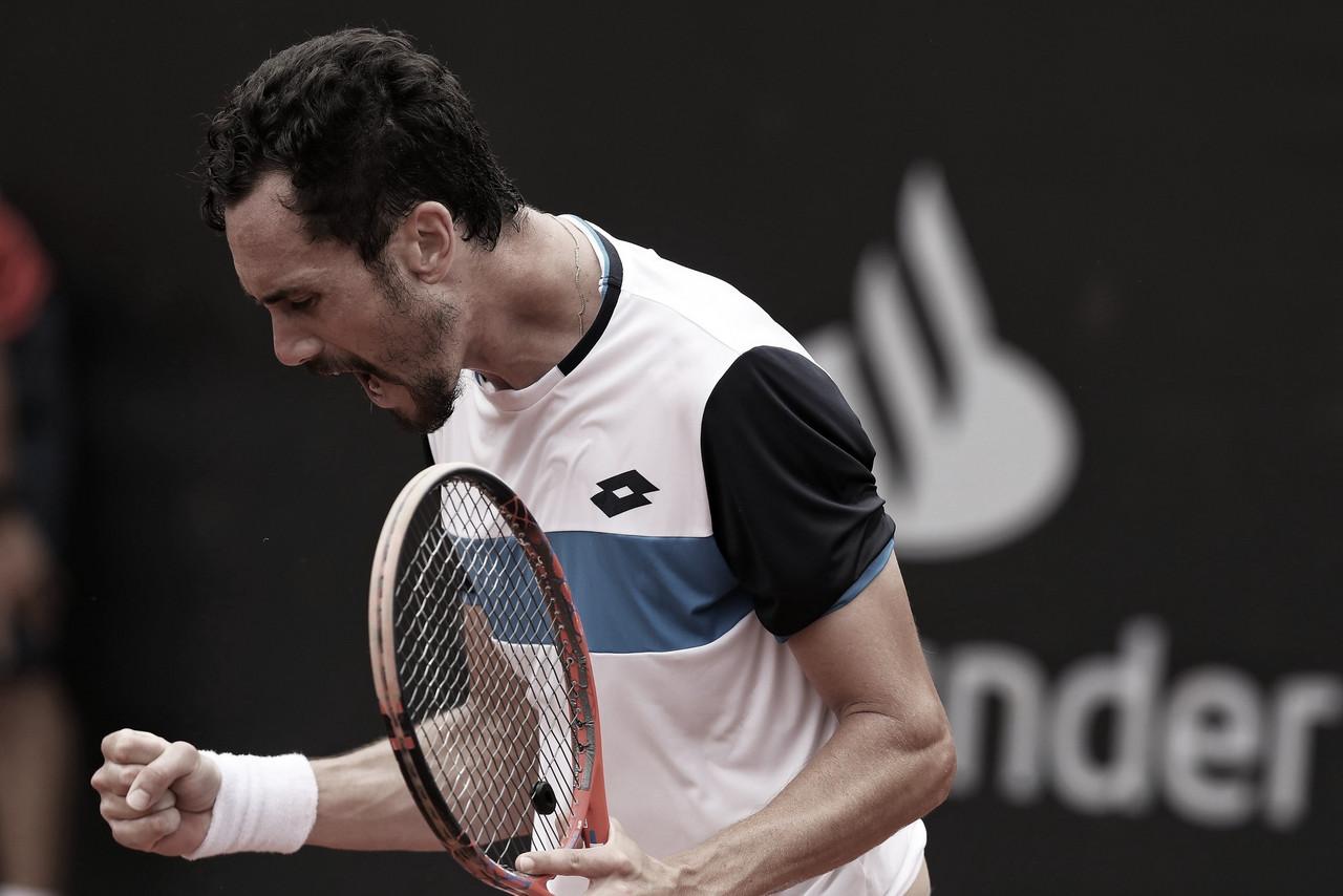 No duelo dos azarões, Mager bate Balazs e vai à final do Rio Open