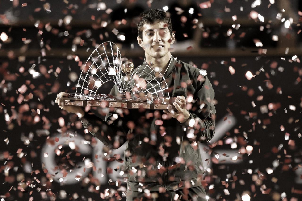 Cristian Garin supera Mager e fatura o Rio Open, maior título de sua carreira