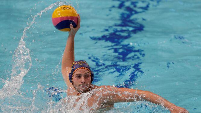 El equipo de waterpolo español derrota a Montenegro