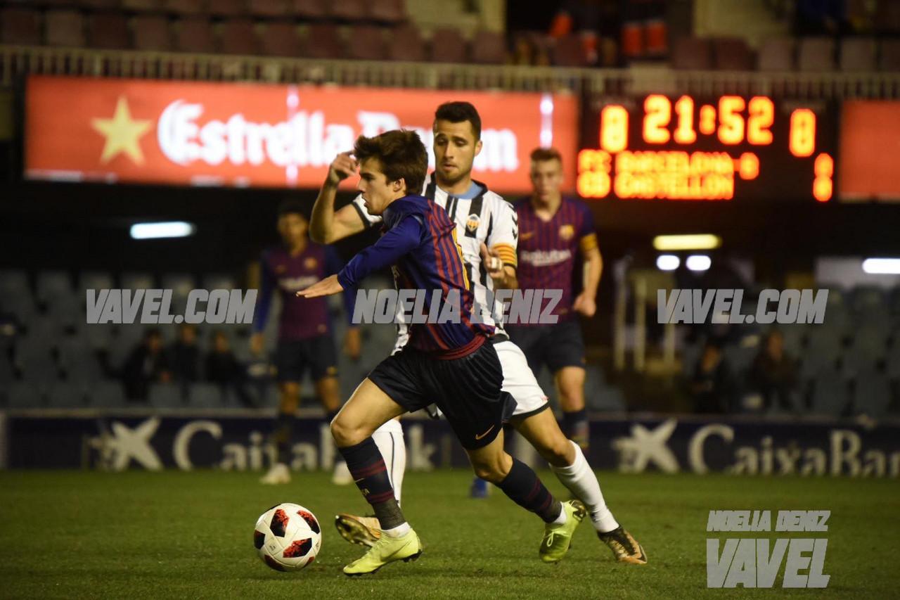 Los Reyes le traen un empate al Barça B
