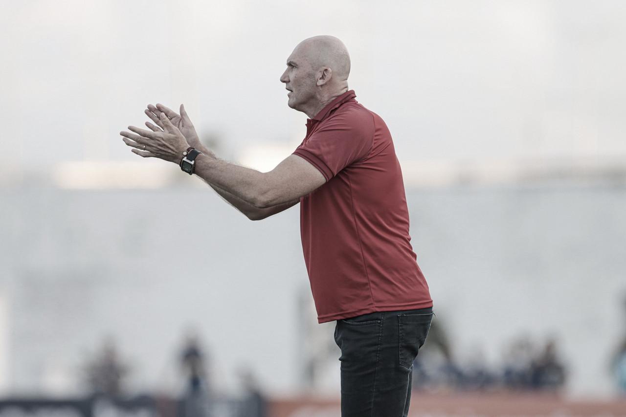 Fim do segundo ciclo: técnico Gilmar Dal Pozzo é demitido do Náutico
