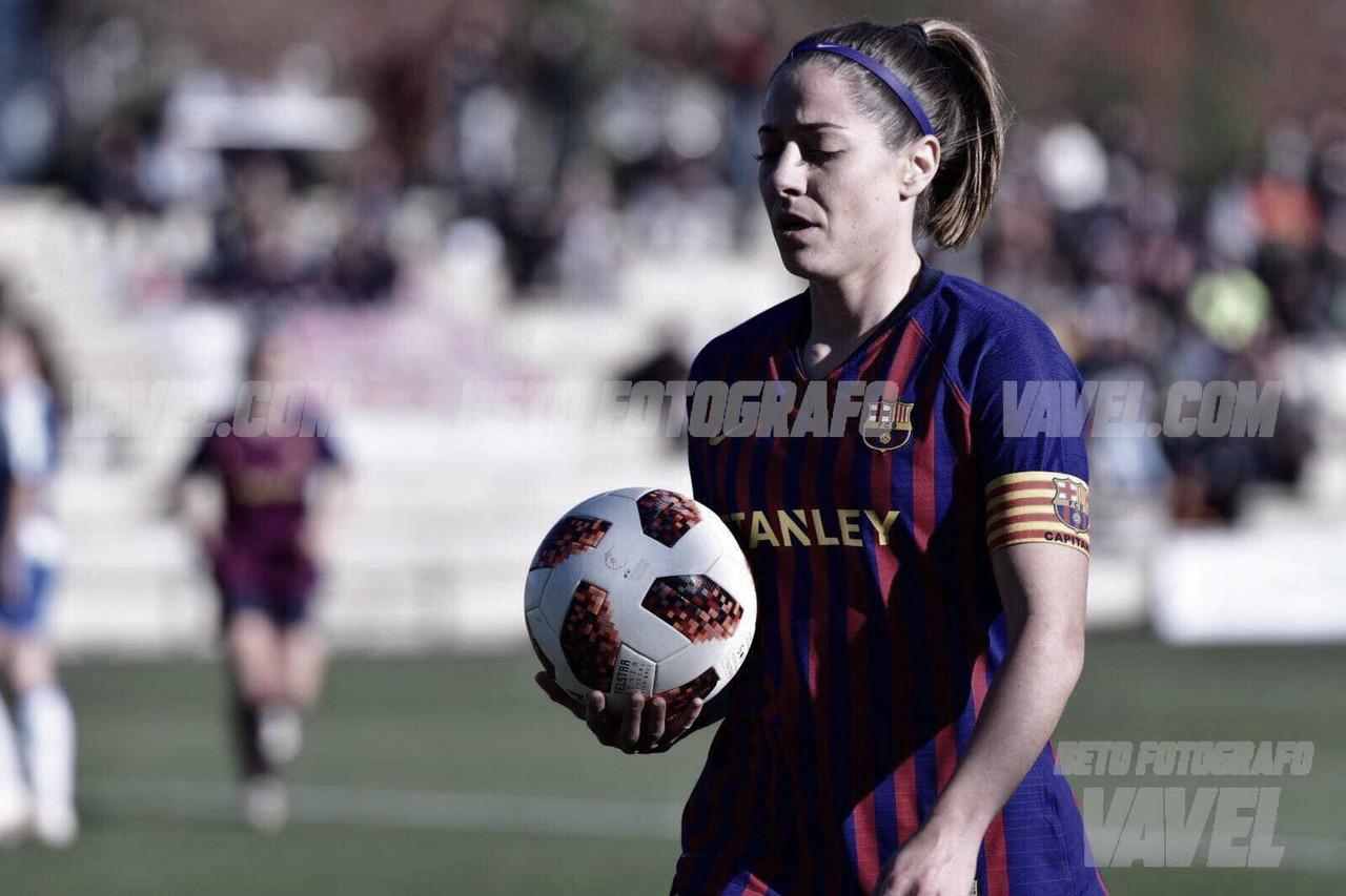 """Vicky Losada: """"La actitud del equipo fue buena"""""""