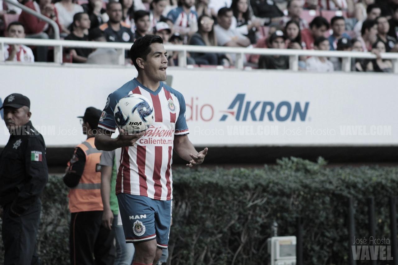 "'Chapo' Sánchez: ""Es un orgullo tener a Vucetich"""
