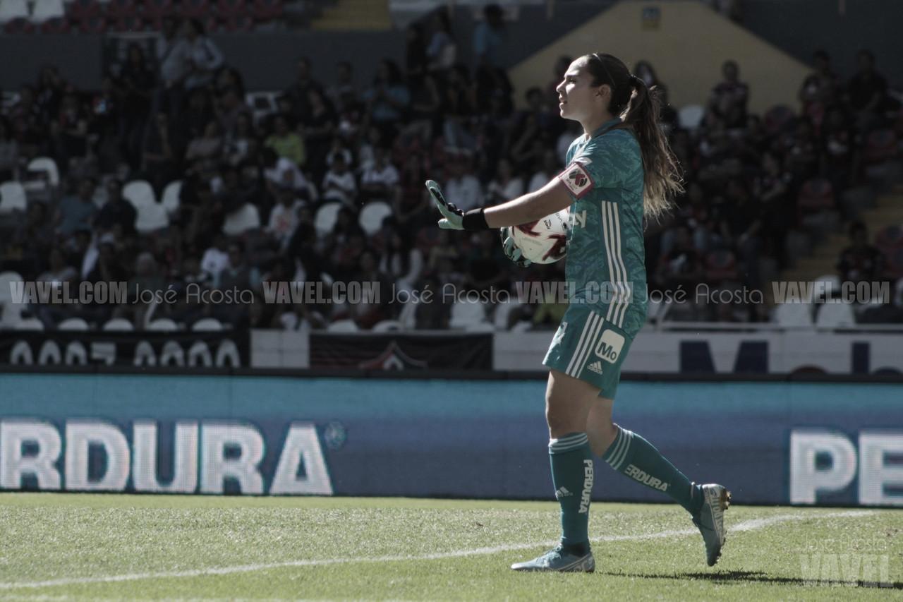 Ana Gaby Paz espera paciente llamado a Selección Nacional