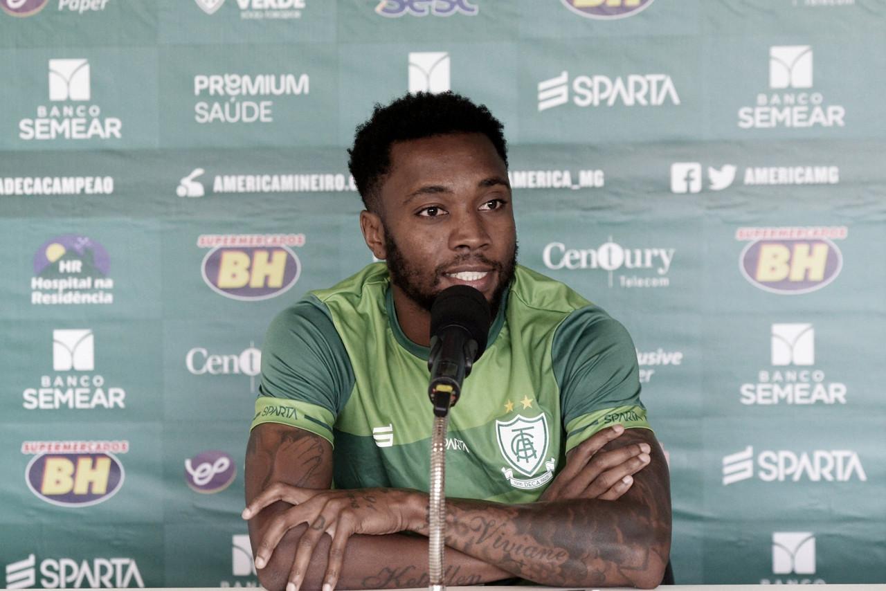 Emprestado pela Ferroviária ao América-MG, Sávio quer eliminar o time paulista na Copa do Brasil