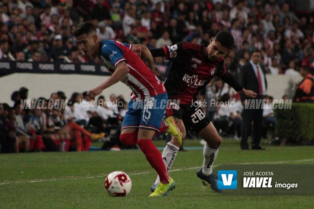 Previa Chivas - Atlas: el futbol tapatío resurge