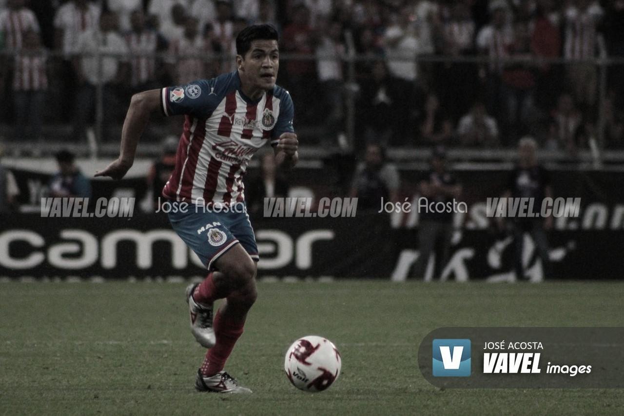 Jesús Sánchez espera vestir por más tiempo la playera de Chivas