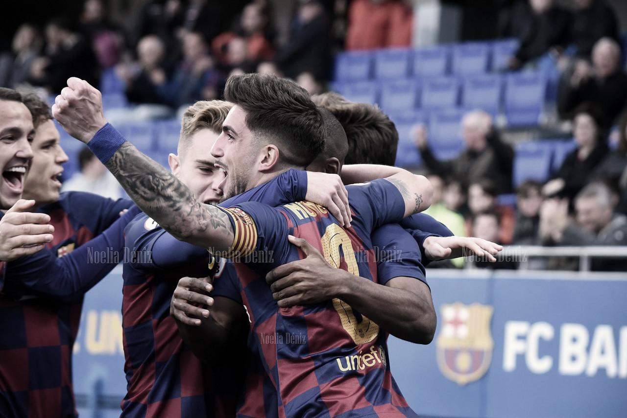 El análisis: el Barça B insiste, resiste y se mete en la final