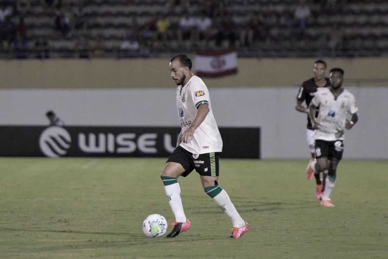 Tudo aberto: após empate na ida, América-MG e Ferroviária decidem vaga na Copa do Brasil