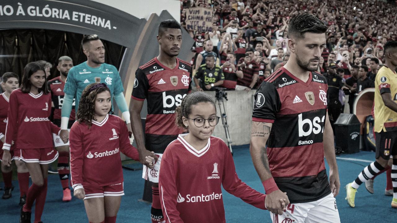 Ela está de volta! Flamengo tem baixas e reforços para sequência na Libertadores