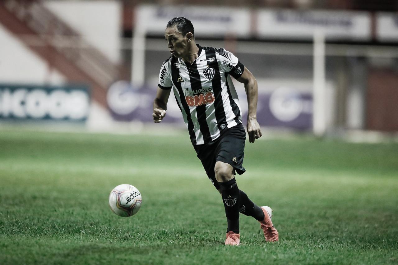 Ricardo Oliveira e mais cinco jogadores estão descartados do Atlético-MG