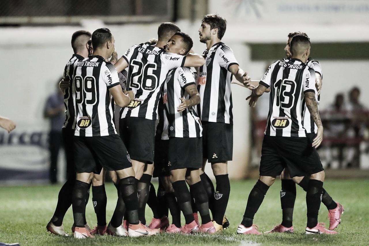 Na estreia de Sampaoli, Atlético-MG vence Villa Nova-MG fora de casa