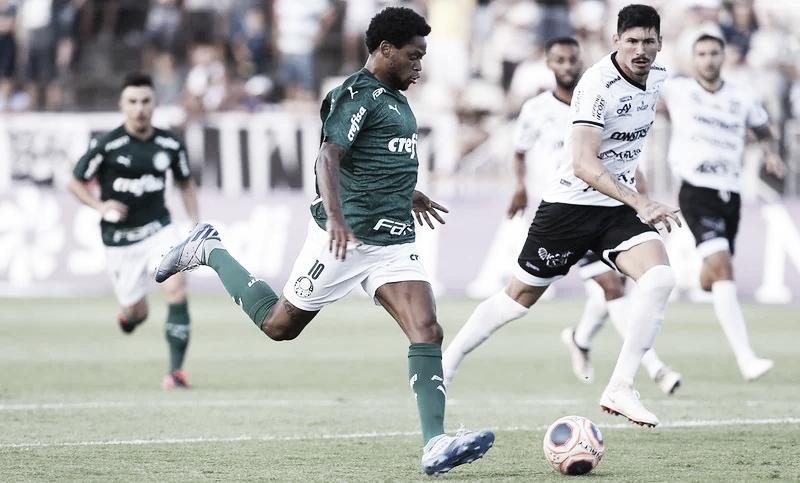 Palmeiras recebe Inter de Limeira buscando se recuperar no Paulistão