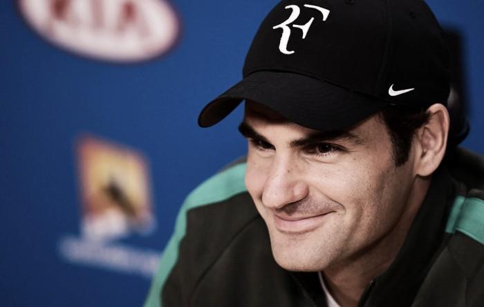 """Roger Federer: """"Ljubicic puede ayudarme a mantener la motivación"""""""