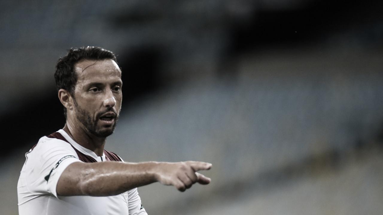 Nenê está recuperado da Covid-19, mas é desfalque do Fluminense contra Volta Redonda