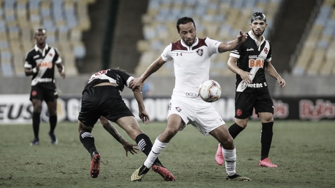 Desfalcados, Fluminense e Vasco se enfrentam pelo Campeonato Brasileiro