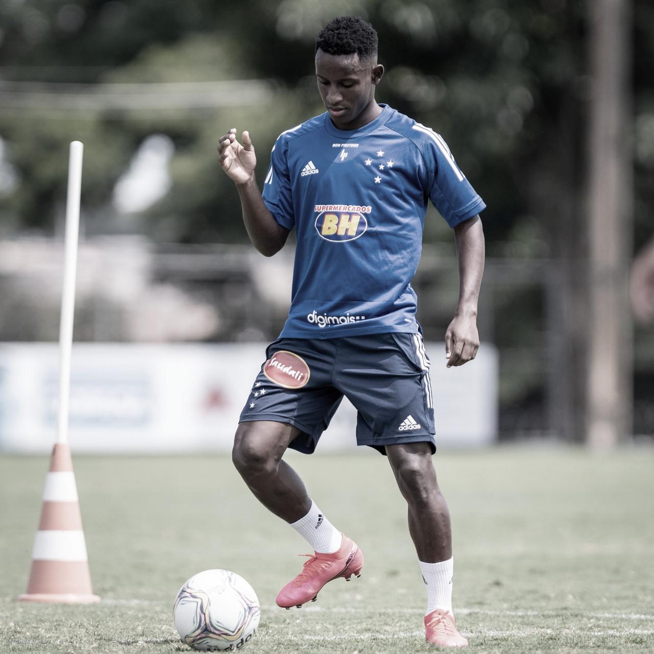 IvanAngulo: números, qualidades e deficiências do novo atleta cruzeirense